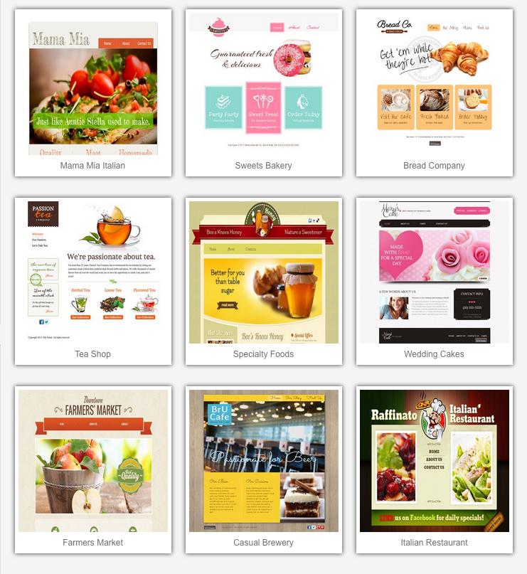 Image: Restaurant Templates