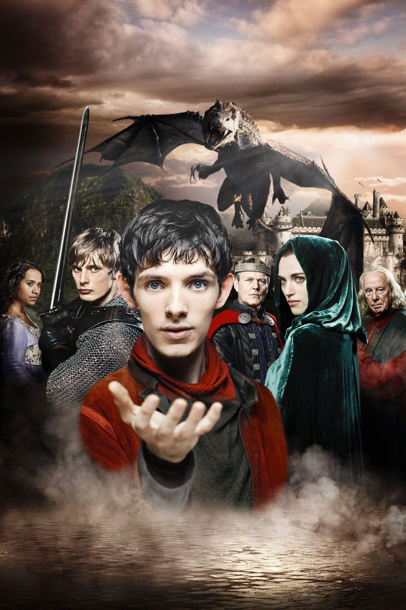 Merlin Season (2)
