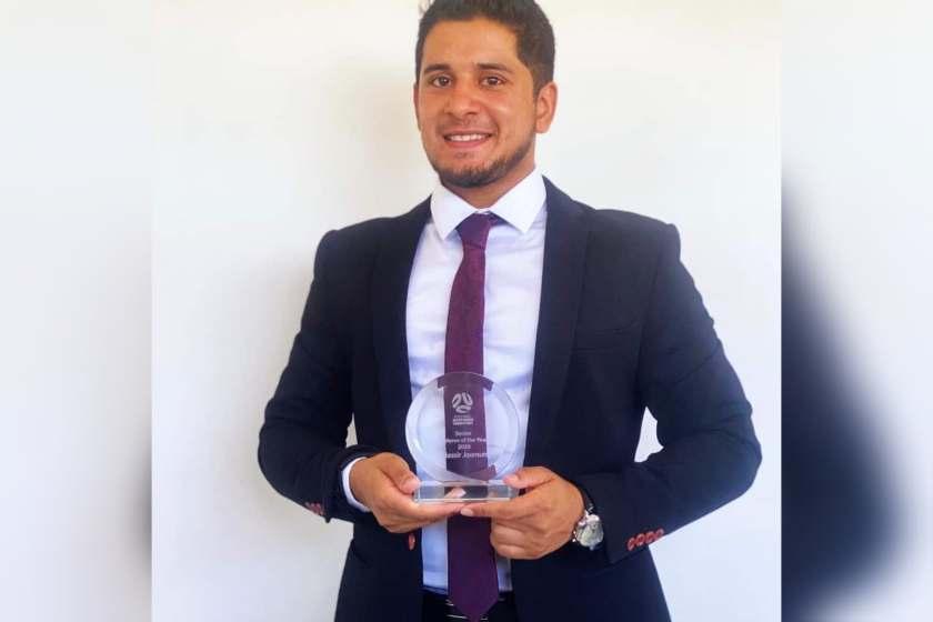 En Australie : Nassir Joomun déroche le titre de meilleur arbitre - ChannelNews