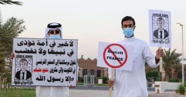 La France appelle à mettre fin au boycott de produits français dans plusieurs pays du Moyen-Orient - ChannelNews