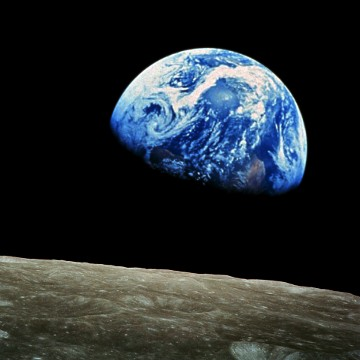 'EARTHRISE': A First Glimpse of Our Magnificent Earth