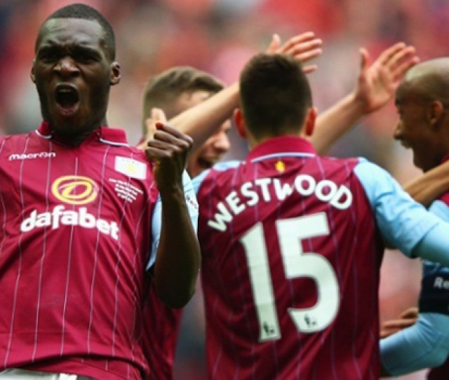 Aston Villa Will Meet Arsenal In The  Fa Cup Final After Securing A   Semi Final Victory Over Liverpool On Sunday