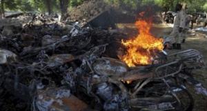 Twin Blasts Recorded In Maiduguri