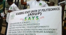 Image result for ASUP threatens to embark on nationwide strike