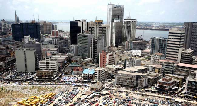 Nigeria's GDP grows by 1.92% in 2017