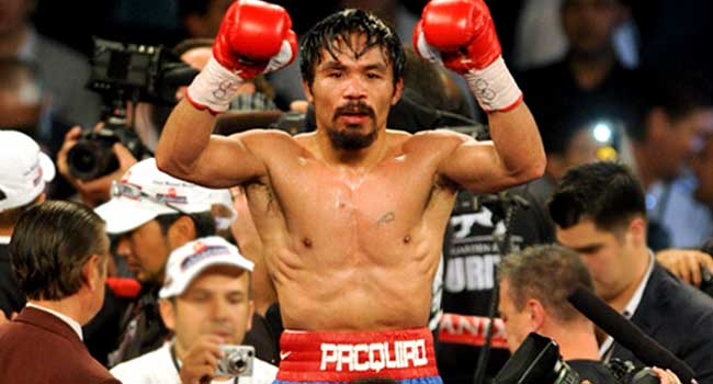 Manny Pacquiao's removal of trainer just another ride on the carousel