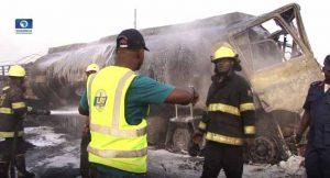 Tanker accident, Lagos-Ibadan