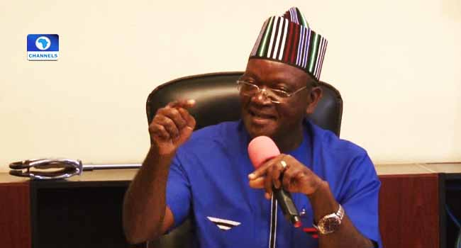 Ortom Asks Buahri To Upgrade Exercise Cat Race