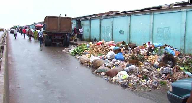 Indiscriminate Waste Disposal In Lagos