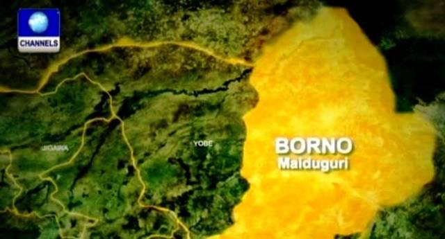 Suspected Terrorists Attack Borno Town, Reportedly Cart Away Gun Trucks