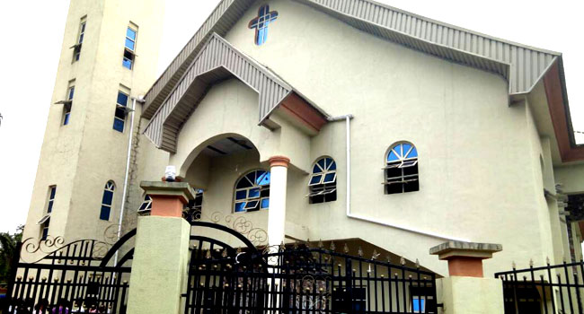 Image result for Anger, shock as gunmen kill 11 in Anambra church
