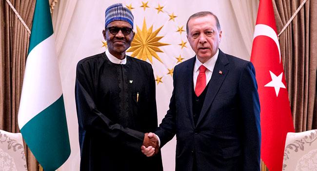Buhari, Erdogan To Ramp Up Nigeria-Turkey Cooperation