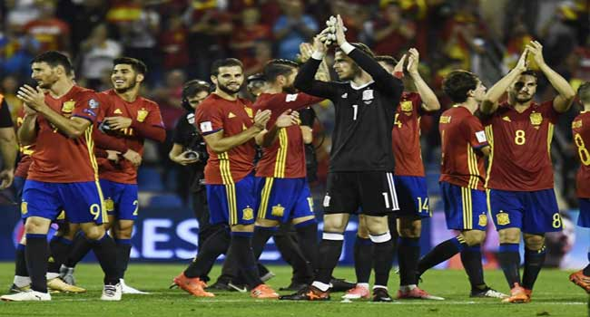 Spain, Portugal thrown together in World Cup