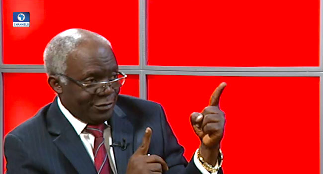 Falana Challenges Governors To Get Involved In Police Administration