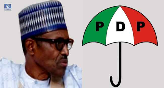 PDP Supports National Assembly's Resolutions, Accuses Buhari Of Misrule
