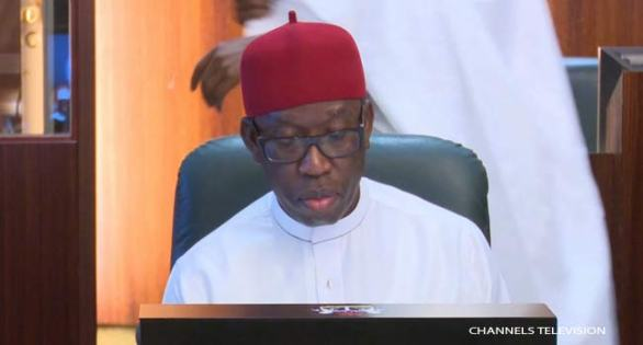 Okowa Sacks Security Aide For Allegedly Assaulting Woman