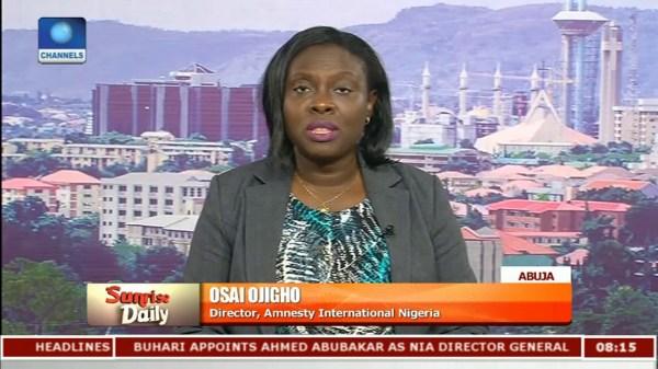 Killings: Nigeria 'Reaching A Boiling Point' – Amnesty ...