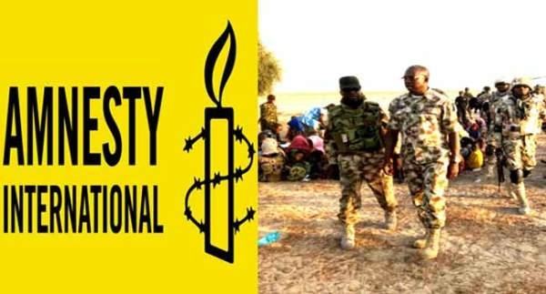 Amnesty International Is Not Credible, Says Military ...