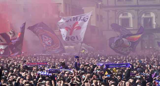 Davide Astori's shirt number to be retired at former clubs