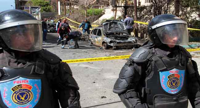 Egypt: Police kill 6 people in connection to Alexandria bombing