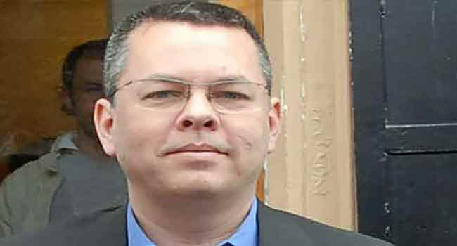 Trial of United States pastor on terror charges resumed in Turkey