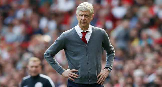 Arsene Wenger finally names his pick to take over as Arsenal manager
