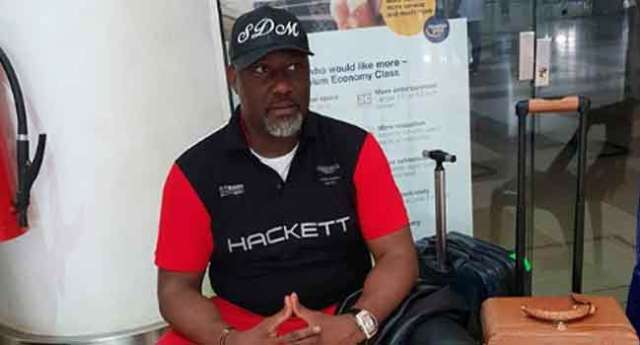 BREAKING: Police Re-arrest, Arraign Dino Melaye