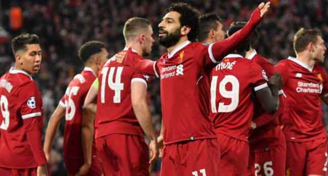 Liverpool Sink Manchester City In Champions League Clash