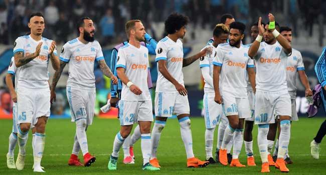 Marseille take control in Europa League semi against Salzburg