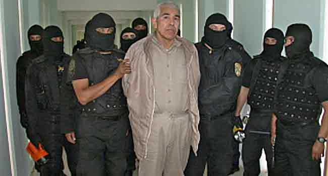 Mexican drug lord added to FBI's 10 Most Wanted list
