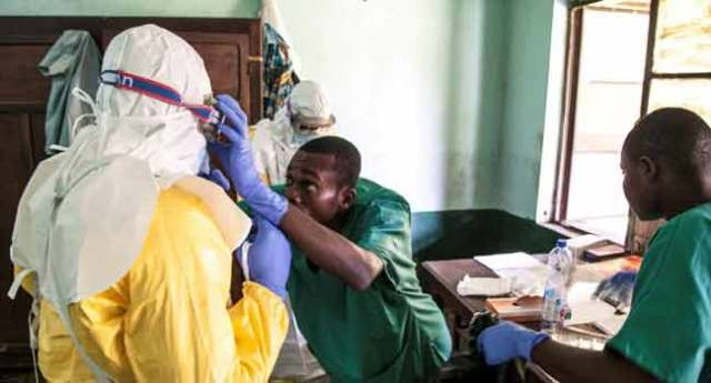 Authorities DetectFive New Ebola Cases In DR Congo