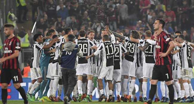 Allegri not Considering Juve future Following Coppa Italia triumph