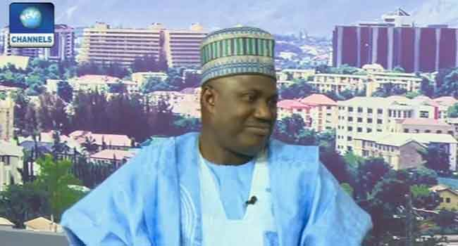 Chairman of the Senate's Committee on Media and Public Affairs Senator Aliyu Sabi-Abdullahi