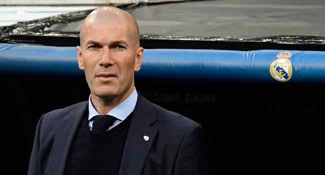 BREAKING: Zidane Steps Down AsReal Madrid Manager
