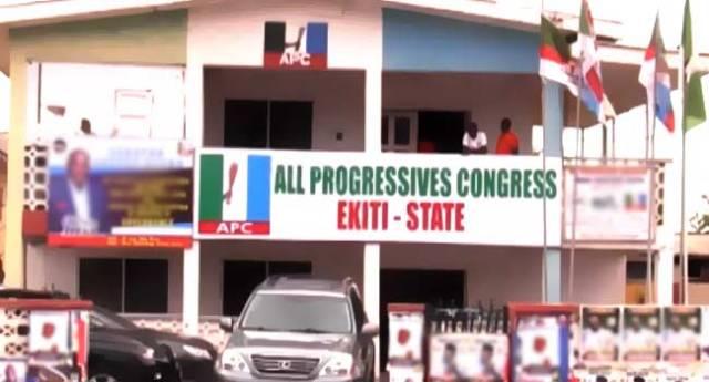 Ekiti Shooting: APC Demands Probe As State Govt Denies Involvement