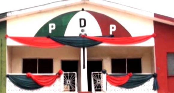 PDP Slams Fayemi, Says Ekiti Workers' Sack Is Wickedness