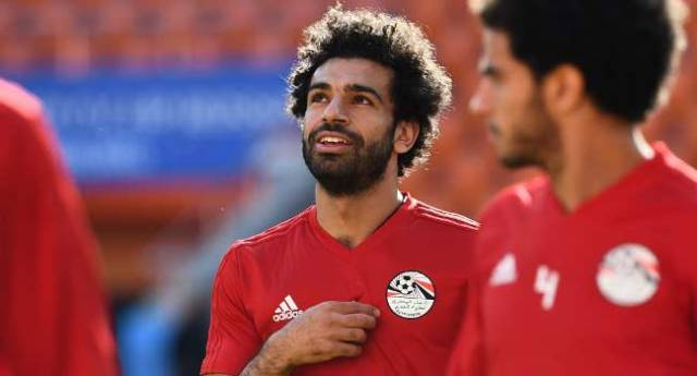 Salah 'Almost 100%' Certain To Play In Egypt Opener, CoachSays