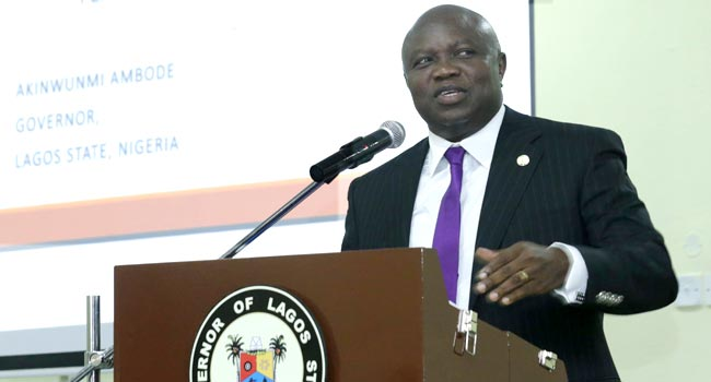 Ambode Proposes N852.317bn Budget For 2019