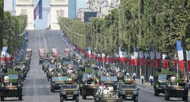 France Bastille