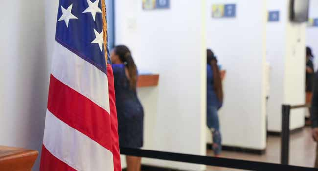 US Embassy Suspends 'Dropbox' Process For Visa Renewals In Nigeria