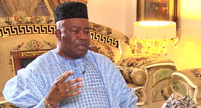 APC Has Been Able To Manage Security Better Than PDP, Says Akpabio