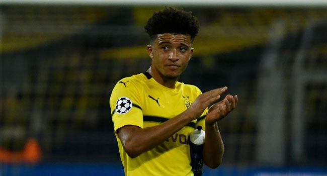 Sancho among three new faces in England squad