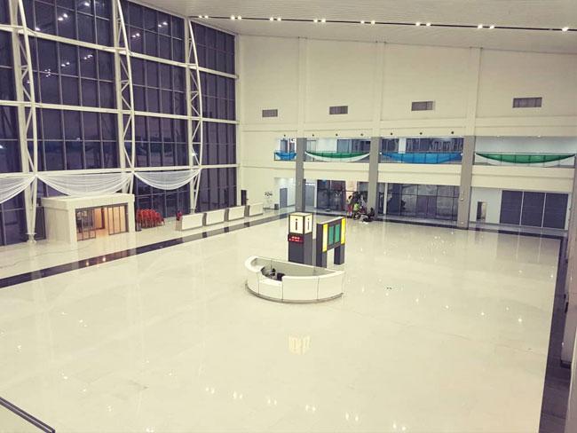 New International Terminal Of Port Harcourt International Airport 5