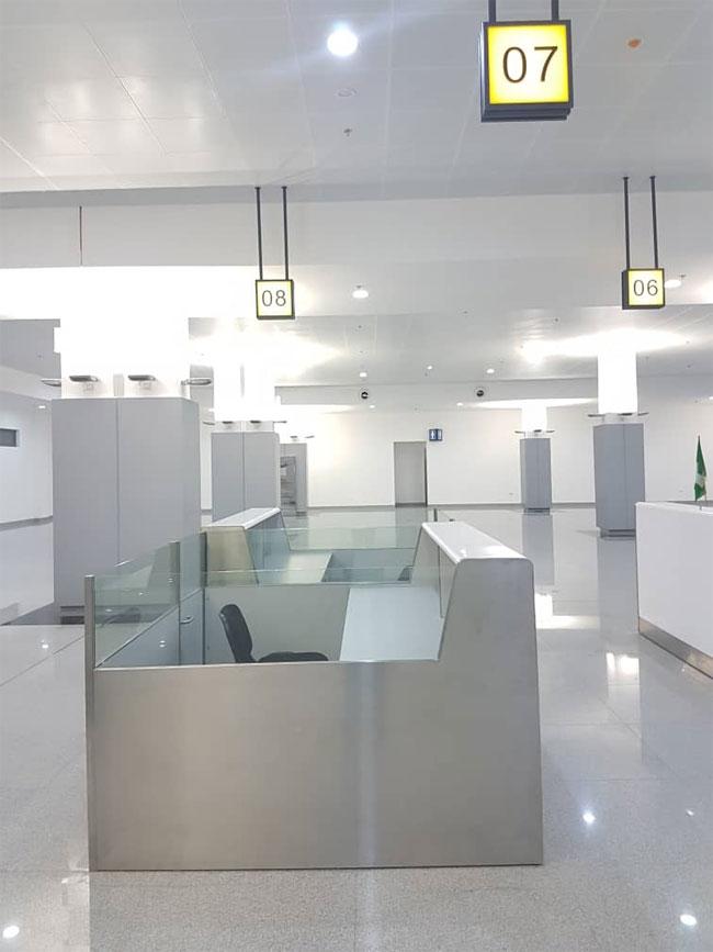 New International Terminal Of Port Harcourt International Airport 8