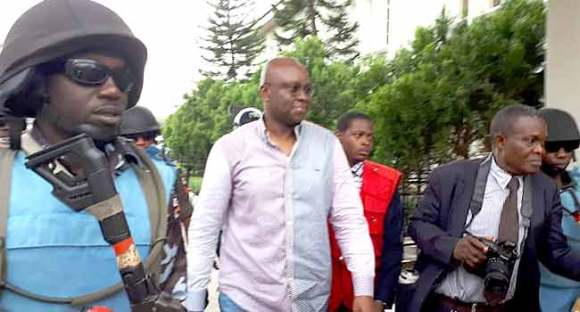 Fayose Released From EFCC Custody