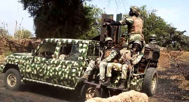Boko Haram Attacks In Borno 'Last Kicks Of A Dying Horse' – Army