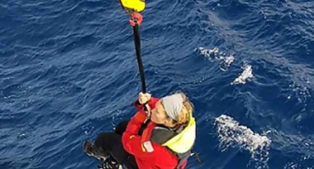 British Golden Globe Sailor Rescued In Southern Ocean