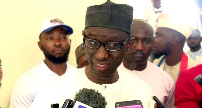 Ribadu Defends Presence Of Nigeriens At APC Rally In Kano