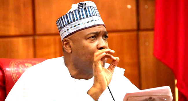 Minimum Wage Assent 'Good Step In The Right Direction' – Saraki