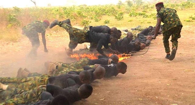 NAF Graduates 175 Special Forces Personnel Trained By Indigenous Instructors